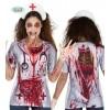 Afbeelding van Zombie zuster shirt