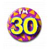 Afbeelding van Button 30 jaar