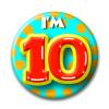 Afbeelding van Button 10 jaar