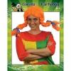 Afbeelding van Pippi Pruik oranje