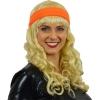 Afbeelding van Zweet hoofdband neon oranje