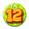 Afbeelding van Button 12 jaar