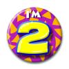 Afbeelding van Button 2 jaar