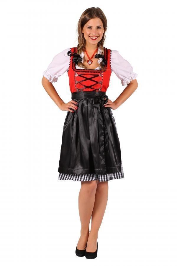 3e421193f8846f Dirndl jurk (grote maat) Naomi - Confettifeest.nl