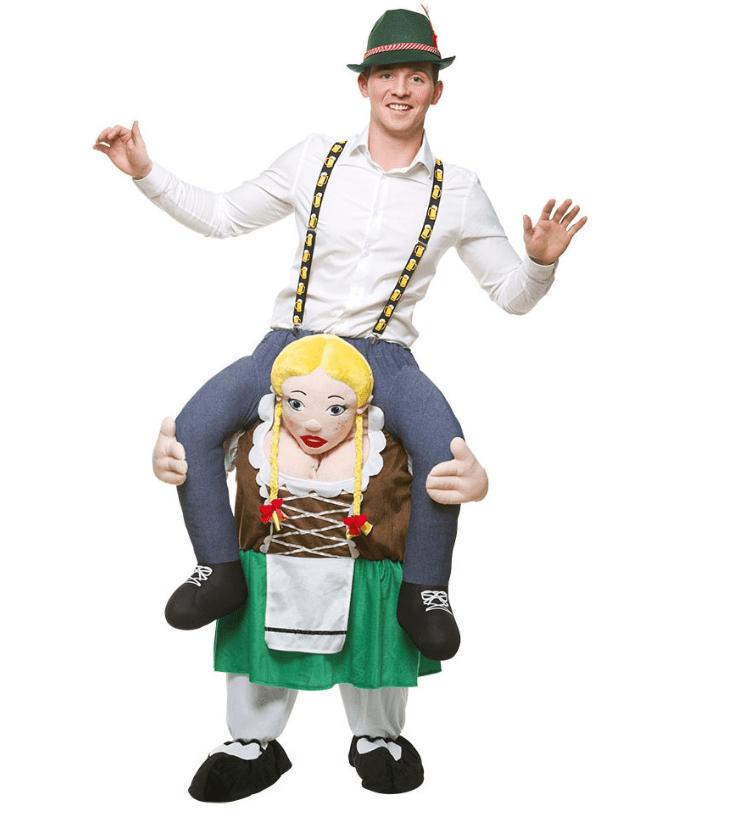 Carnavalskleding Tirol Dames.Carry Me Tiroler Dame Kopen Confettifeest Nl