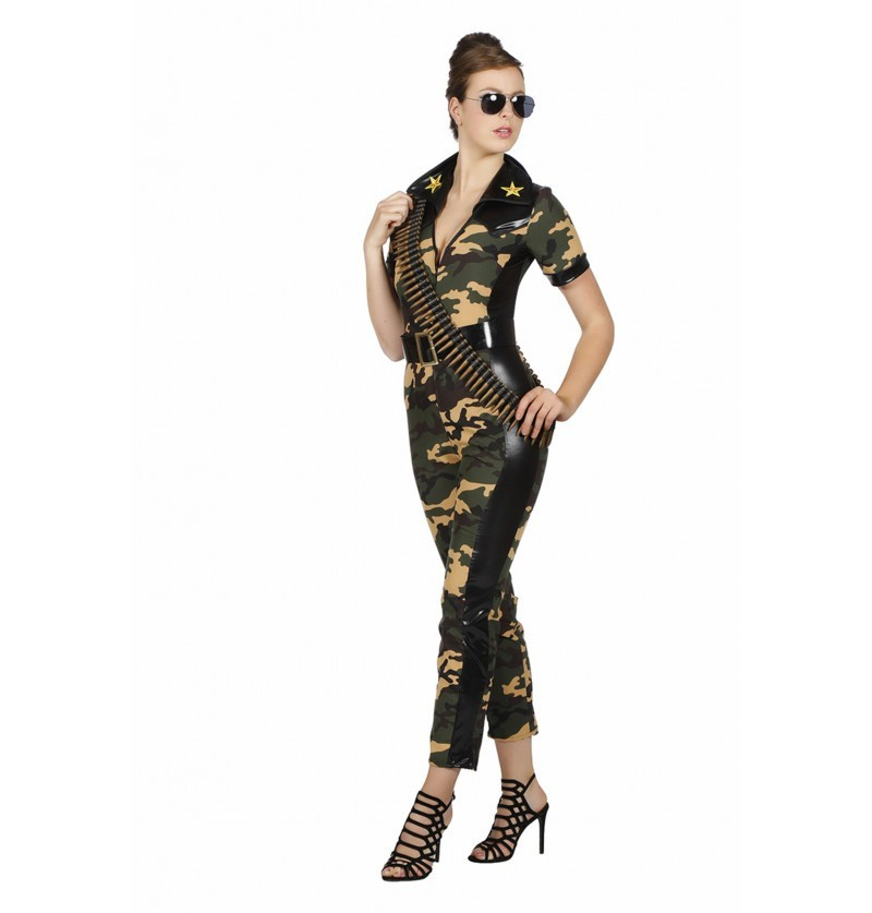 Carnavalskleding Leger Dames.Leger Pak Dames Luxe Confettifeest Nl