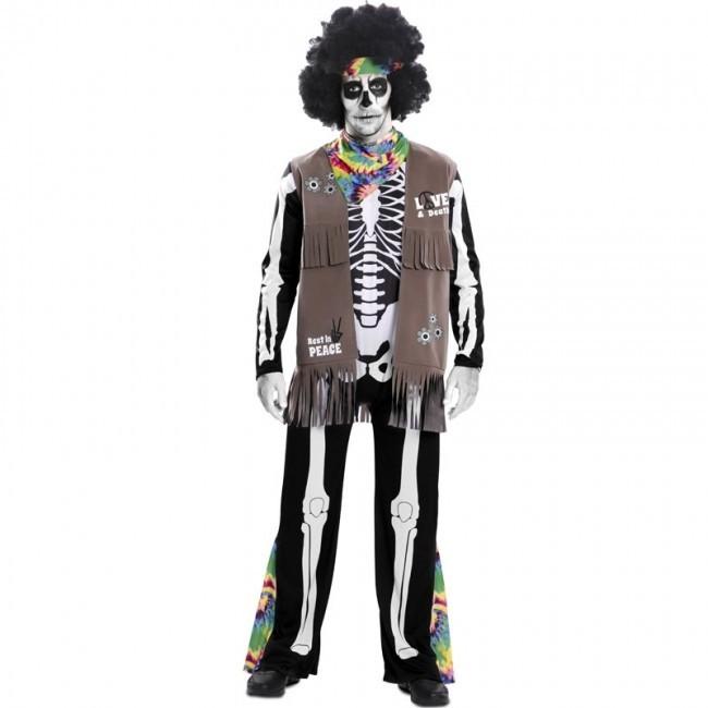 Kostuum Kopen Halloween.Halloween Kostuum Hippie