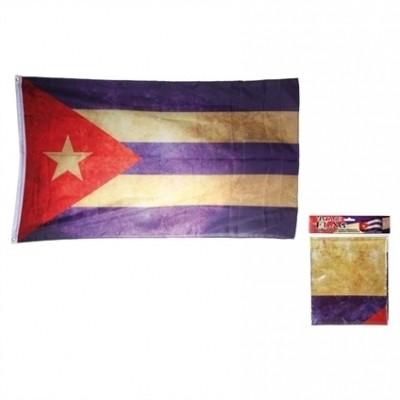 Cubaanse vlag 150 x 90 cm