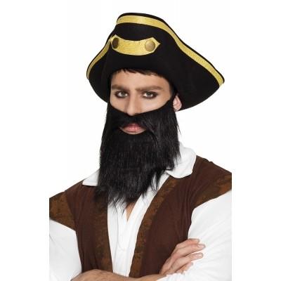Foto van Baard piraat
