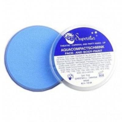 Superstar schmink waterbasis pastel blauw