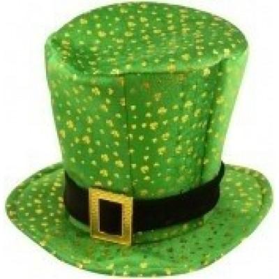 St. Patrick's day stoffen hoed