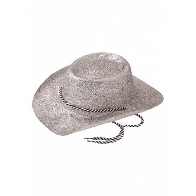 Foto van Zilveren Cowboy Hoed