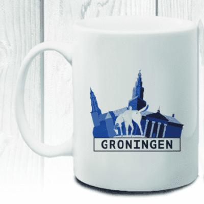 Foto van Groningen beker