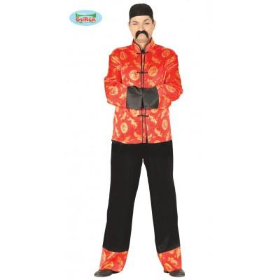 Foto van Chinees kostuum