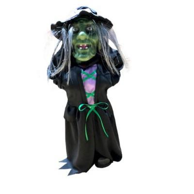 Foto van Halloween decoratie heks 40cm