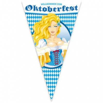 Foto van Oktoberfest megavlag