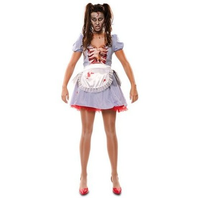 Foto van Zombie tiroler jurkje