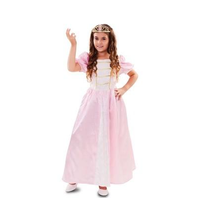 Foto van Roze prinsessenjurk kind