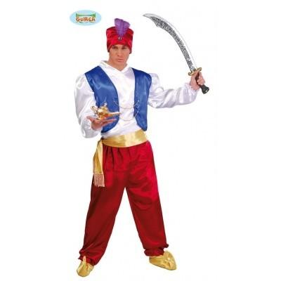 Foto van Aladin kostuum