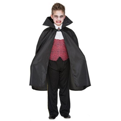 Foto van Dracula cape kind