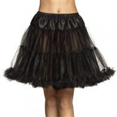 Foto van Petticoat deluxe zwart