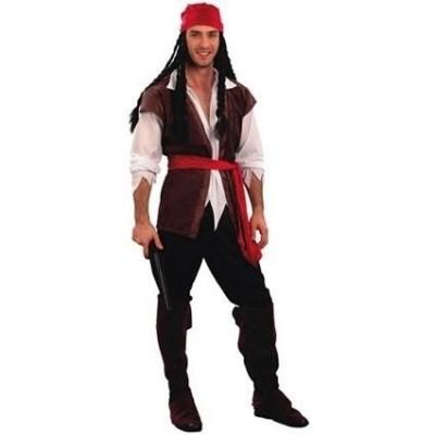 Foto van Jack Sparrow volwassen maat