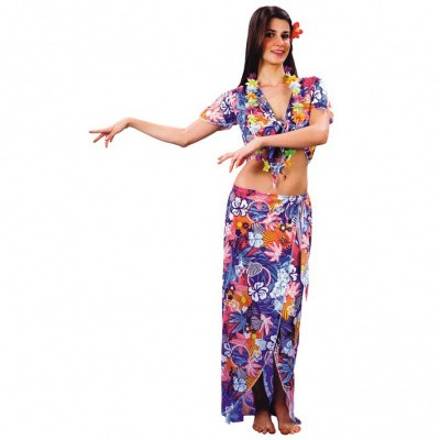 Foto van Hawaii outfit dames