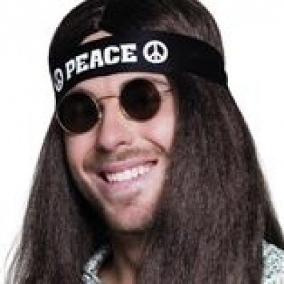 Foto van Hippie hoofdbandje