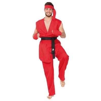 Foto van Dragonball Z kostuum (karate pak)