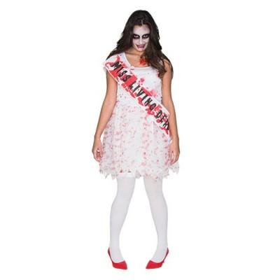 Foto van Miss zombie kostuum
