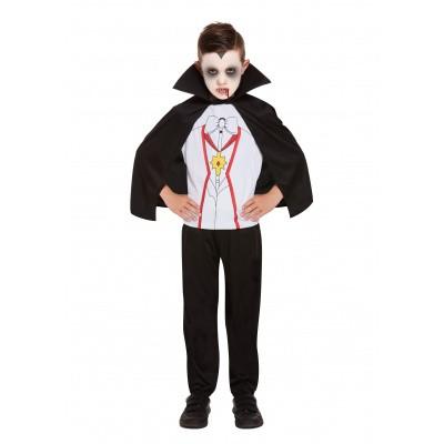 Foto van Vampier kostuum kind
