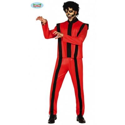 Foto van Michael Jackson kostuum Thriller