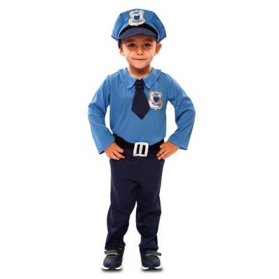Foto van Politiepak kleuter