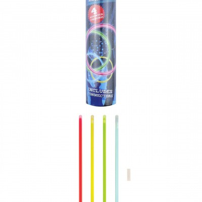 Foto van Glow in the dark sticks - 100st