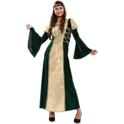 Foto van Middeleeuwse jurk