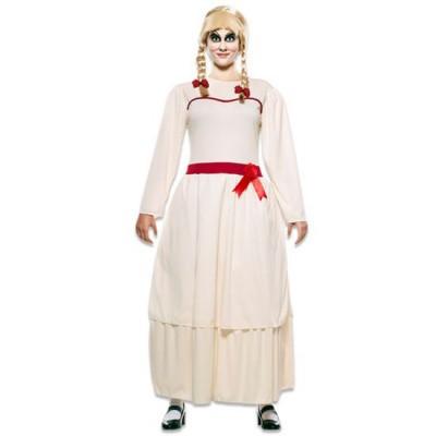 Foto van Annabelle kostuum