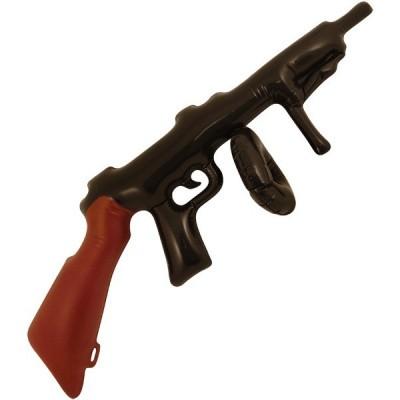 Foto van Opblaas Machine geweer