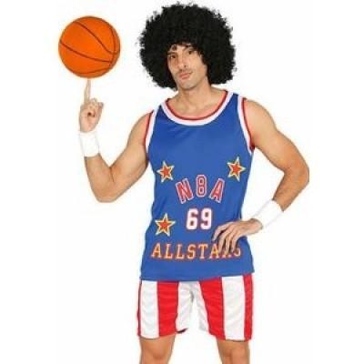 Foto van Basketbal kostuum