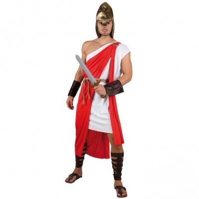 Foto van Romeins heren kostuum