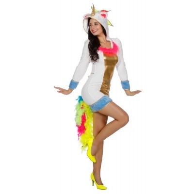 Foto van Unicorn jurkje - Luxe