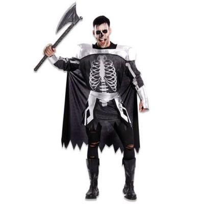 Foto van Middeleeuws kostuum - skelet