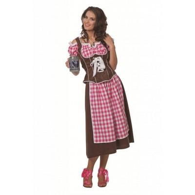 Foto van Lange dirndl jurk (grote maten) Esmee