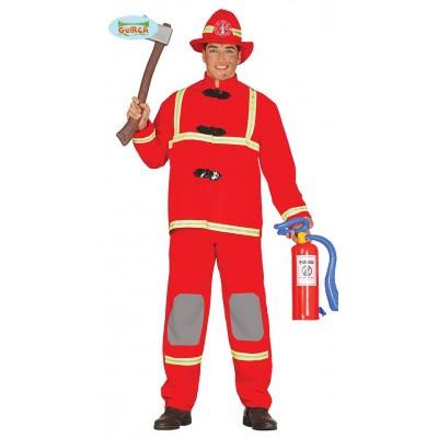 Foto van Brandweerman kostuum