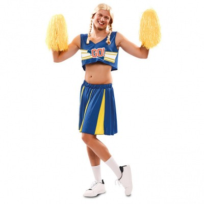 Foto van Cheerleader man