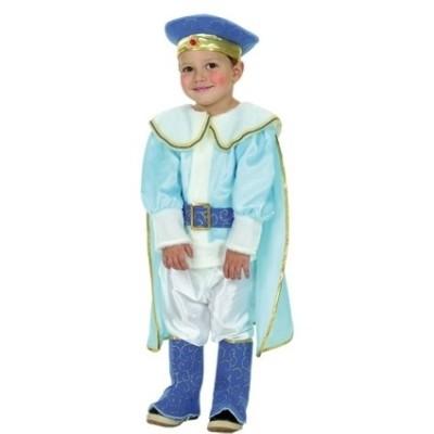 Foto van Kostuum prins kind