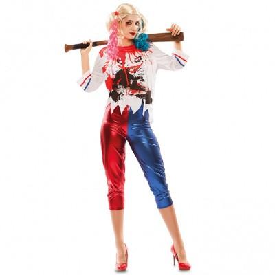 Foto van Harley Quinn kostuum