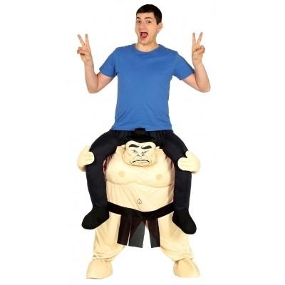 Foto van Carry me Sumo worstelaar