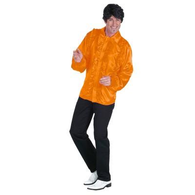 Foto van Disco blouse oranje