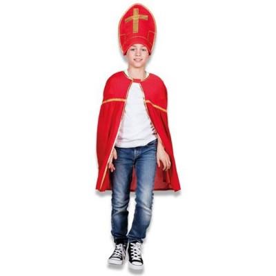 Sinterklaas mantel kind