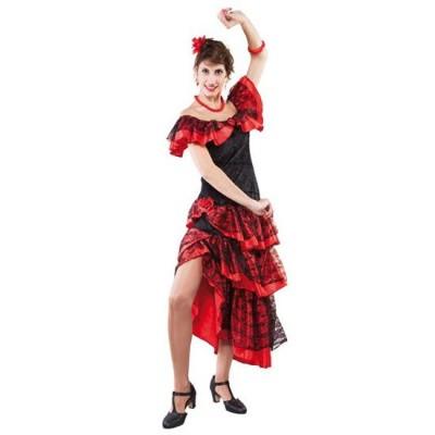 Foto van Flamenco jurk